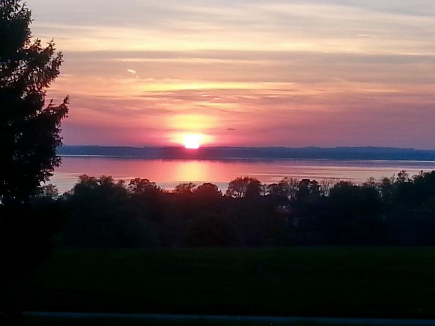 Chiemsee Sunset